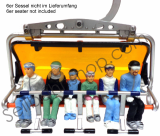 JC 54100 Pack of 6 figures without Ski