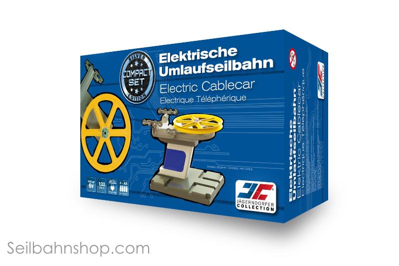 "Jc 83296 Kompaktseilbahn /"" Skiwelt /"" Gondola Chair 1:3 2 New+Boxed"